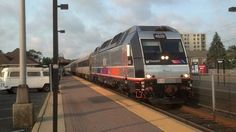 #NJ #SWD #GREEN2STAY Could express trains carry beach-goers to the Jersey Shore this summer?