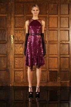Reem Acra Pre-Fall 2012 Collection Photos - Vogue