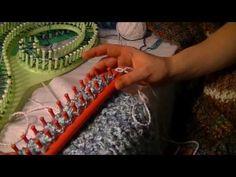 ORIGINAL Serenity loom - how to make blanket
