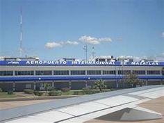 Mazatlan Airport, Mazatlan, Mexico - Be there Monday afternoon 6/25/12!!! wooo hoooo condo here we come!