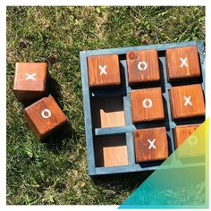 ❌ out any chance of boredom! This DIY x's and o's game from Maple Works Designs provides entertainment, no matter the size of your outdoor space! What's your favourite outdoor game to play? #DoItOutsideDIY #PartyOnOutside . #RustoleumCAN #OutdoorGames #OutdoorGame #DIY #DIYer #DIYProject #OutdoorEntertainment #Entertain #OutdoorEntertaining #OutdoorLiving Outdoor Games To Play, Oil Based Stain, World Crafts, Outdoor Entertaining, Create Your Own, Hobbies, Diy Projects, Entertainment, Crafty