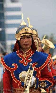 Mongolei: Ulan-Bator Nationalfeiertag