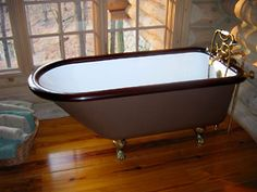 INTRODUCTION This is the American Standard Clawfoot Tub, produced by the L. Wolff Manufacturing Co. in the late century and early Clawfooted tubs, distinguished by the feet it stands on,. Tub, Home, House, Clawfoot Tub, Bathroom