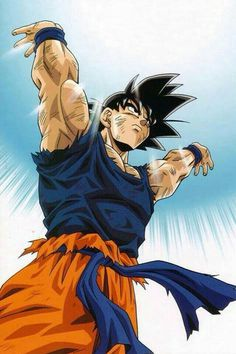 Goku #dragonball #dbz