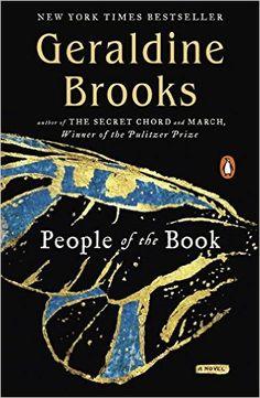 Amazon.com: People of the Book: A Novel (9780143115007): Geraldine Brooks: READ!*****