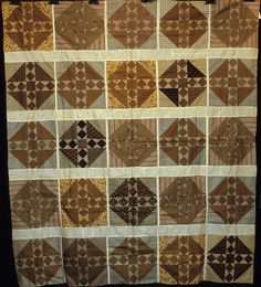 Goshen Star  1883  Nebraska Quilt Project
