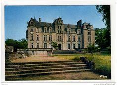 Frankreich - CP 10*15-ZC167-BARBEZIEUX LE CHATEAU