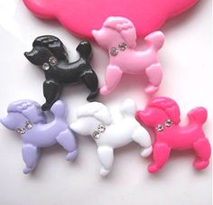 5pc Cute Japanese Kawaii Flat Back Resin by diyfashion123 on Etsy, $3.99