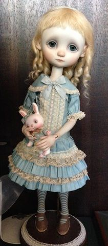New resin BJD artist | THE RESIN CAFE