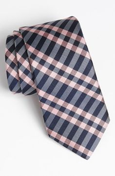 This would work, Nordstrom Woven Silk Tie available at #Nordstrom