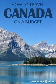 How much does it cost to travel to Canada? - How to travel on a budget . - How much does it cost to travel to Canada? – How to travel to Canada on a budget! A trip to Canad - Vancouver, Marketing Online, Marketing Digital, Alberta Canada, Quebec, Travel Guides, Travel Tips, Travel Checklist, Travel Hacks