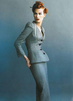 Vogue Paris, February 1995
