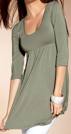 A long tunic all sizes by NewstyleNataly on Etsy, $45.00