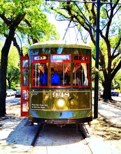 Streetcar and other vacation photos...in case you're missing New Orleans.