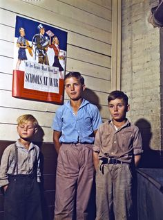 History in Photos: John Vachon - Color Photos