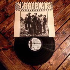 The Specials - S/T (1979) on Chrysalis Records. RIP John. #specials #ska #twotone #ripjohnbradbury #chrysalis #skavinyl #thespecials #rudeboy #punk #punkrock #vinyl #vinylclub #vinylnerd #vinylclub #vinylcollector #vinylcollection #music #lp #nowspinning #record #records #recordnerd #recordcollection #concretejungle by vinylpunx