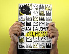 "Check out this @Behance project: ""Jean Michel Basquiat | La joyita del mercado del arte"" https://www.behance.net/gallery/4557979/Jean-Michel-Basquiat-La-joyita-del-mercado-del-arte"