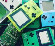 Gameboy pocket mods with Aesthetic Boy, Character Aesthetic, Aesthetic Green, Aesthetic Outfit, Alien Aesthetic, Character Bank, Nature Aesthetic, Aesthetic Pictures, Shy Boy
