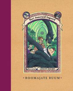 ROOMAJATE RUUM. Sari õnnetuid lugusid. Teine raamat. Lemony Snicket. Draakon & Kuu