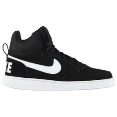 Nike | Nike Court Borough Mid Top Mens Trainers | Mens Trainers