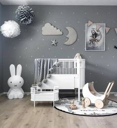 baby girl nursery room ideas 636063147357478739 - Idea Recámaras para bebés Gris – Baby Room Ideas Source by babyroomideasme Baby Nursery Decor, Baby Bedroom, Baby Boy Rooms, Baby Boy Nurseries, Baby Decor, Girl Nursery, Girls Bedroom, Baby Room Decor For Boys, Nursery Room Ideas