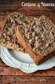 Pan de Centeno, Nueces y Miel