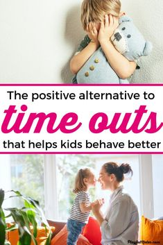 Discover the most powerful and effective positive parenting strategy that you can easily use instead of time outs. It will help your child behave better and it will prevent many power struggles. --- Time in for kids Parenting Toddlers, Good Parenting, Parenting Hacks, Parenting Classes, Parenting Styles, Peaceful Parenting, Parenting Plan, Gentle Parenting Quotes, Positive Parenting Solutions