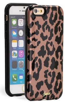 Free shipping and returns on Sonix 'Calico' iPhone 6 Case at Nordstrom.com. Exotic leopard spots liven up a rigid case that's impact-resistant and features a rubber bumper inset to protect your device against scratches.