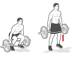Trap Bar Deadlift.     Best for: Beginners and people who want to master proper deadlifting technique