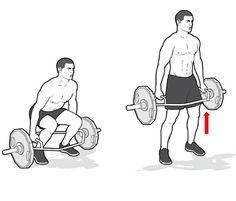 motivation and legs on pinterest : deadlift diagram - findchart.co