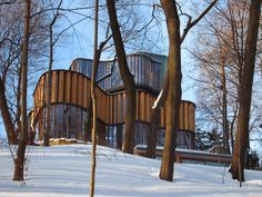 Integral House, in Toronto