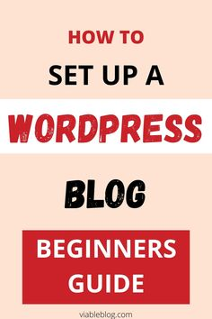 Easy and simple ways to set up your Wordpress blog for higher ranking and more security for free Wordpress For Beginners, Blogging For Beginners, Content Marketing, Affiliate Marketing, Digital Marketing, How To Start A Blog, How To Make Money, Wordpress Website Development, Blog Live