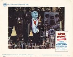 Lobby Card from the film Munster Go Home