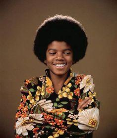 Baby MJ...beautiful boy