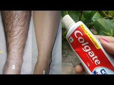 Colgate can remove unwanted hair in just 5 minutes, just try this tremendous recipe – elifefoods Skin Care Products, Skin Care Tips, Hair Removal, Dental, Unwanted Hair, Tips Belleza, Healthy Skin, Body Care, Health And Beauty