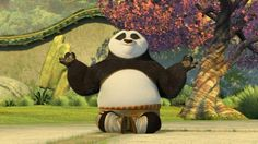 Relentless - Lessons from Kung Fu Panda