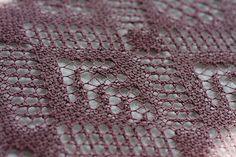 Yano4ka's stole - free Ravelry pattern