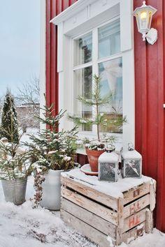 Scandinavian home Scandinavian Home, Table Decorations, Christmas, Furniture, Home Decor, Xmas, Decoration Home, Room Decor, Weihnachten