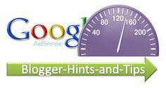 How to make AdSense ads load faster | Blogger-Hints-and-Tips