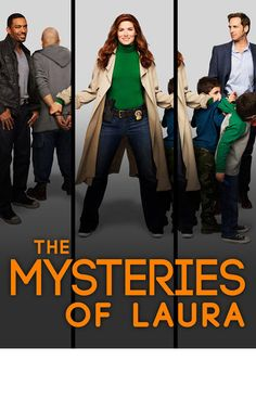 The Mysteries of Laura- premieres this fall on NBC Debra messing Aaaa nnnndddddd josh Lucas ?!?!? New favorite show!