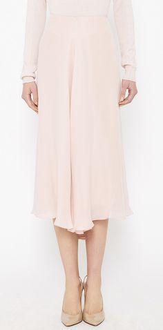 The Row Pink Skirt