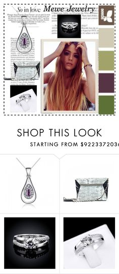 """""""Mewe Jewelry  7"""" by nedim-848 ❤ liked on Polyvore featuring Mixit"""