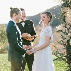 Unique California Destination Wedding