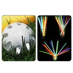 Put glow sticks inside your wiffle ball for a glow game. So much fun. Wiffle Ball, Gym Games, Glow Party, Glow Sticks, Party Stuff, Just For Fun, Birthday Parties, Sports, Anniversary Parties