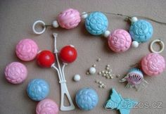 Retro 1, Prams, Baby, Chain, Toys, Strollers, Archive, Activity Toys, Newborns