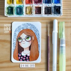 aceo#24 #gusosos_aceo_project #1aceo_a_day