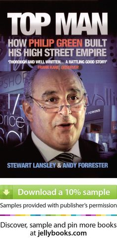 'Top Man' by Stewart Lansley - Download a free ebook sample and give it a try! Don't forget to share it, too.