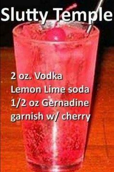 #Cocktails #Mélange #Recipes Énonciation Estate #cocktailrecipes  #Cocktails Liquor Drinks, Vodka Drinks, Cocktail Drinks, Cocktail Recipes, Pink Alcoholic Drinks, Alcoholic Shots, Vodka Martini, Shirley Temple Drink Alcoholic, Fruity Alcohol Drinks