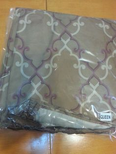 Check out New in package Fairfield Square Collection Queen size bed skirt   http://www.ebay.com/itm/-/262534107830?roken=cUgayN&soutkn=hVdYNP via @eBay