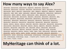 MyHeritage is taking language translation for genealogists to the next level: the level where the search interface does it FOR you.